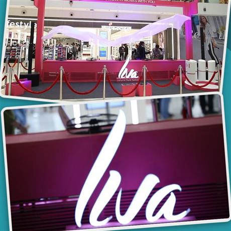 Liva's Fluidity takes over Mumbai city