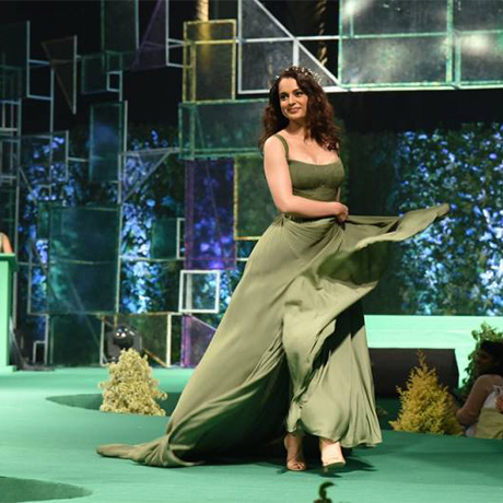 Kangana Ranaut roped in as the face of sustainable fabric brand