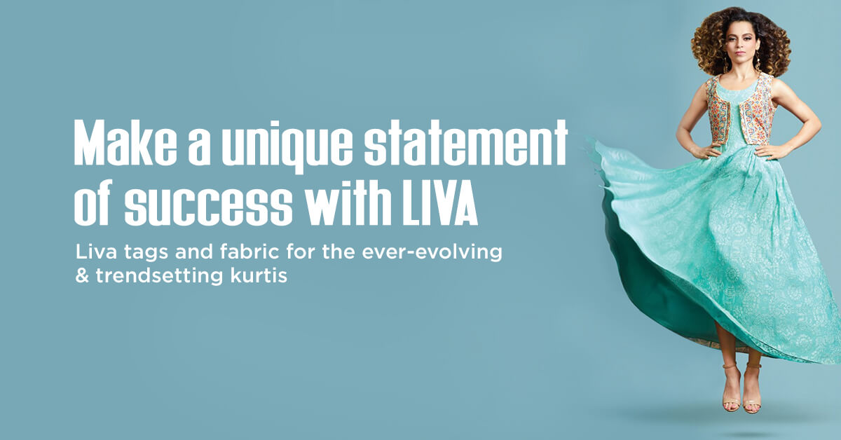MAKE A UNIQUE STATEMENT OF SUCCESS WITH LIVA